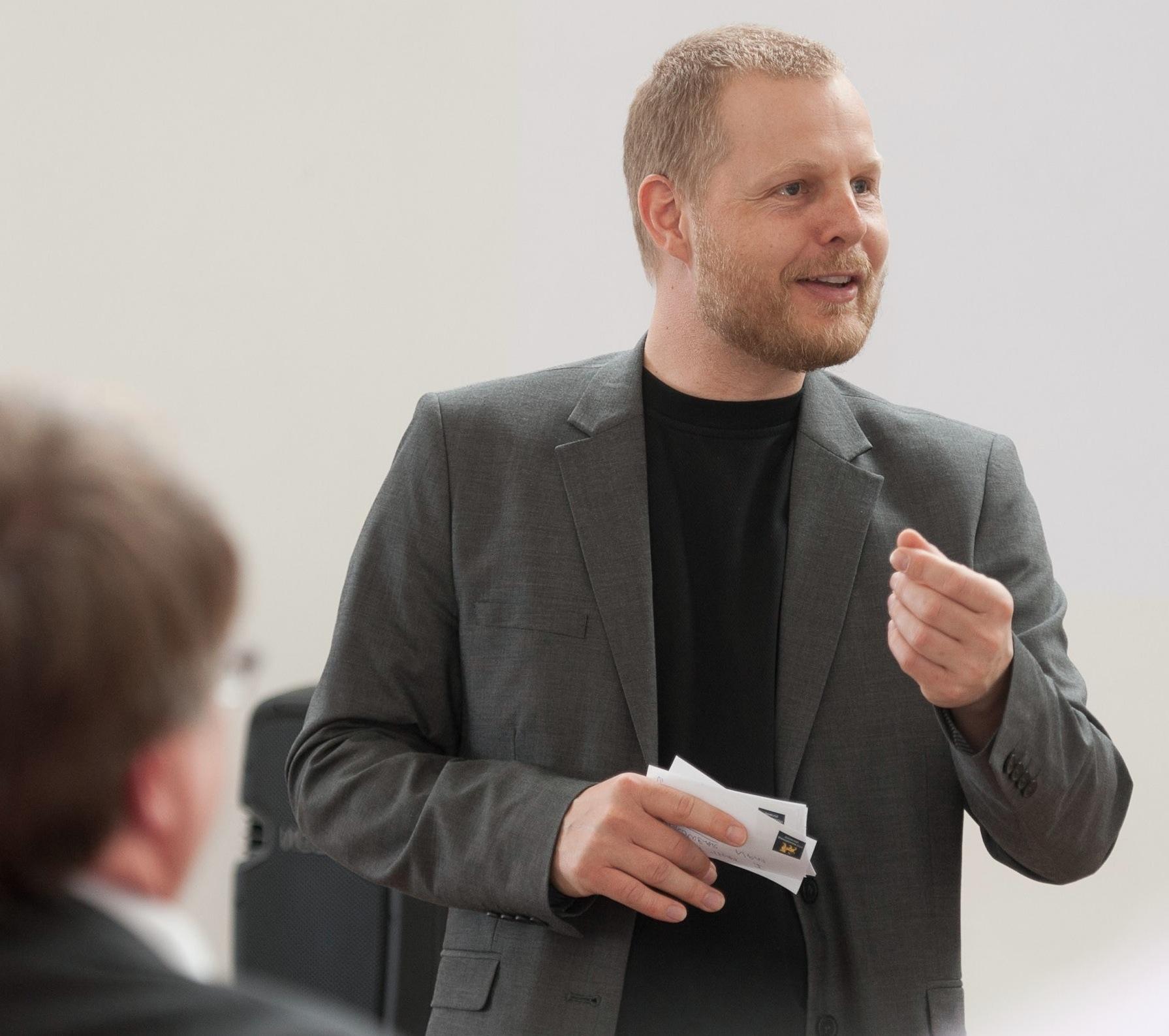 Claus Nygaard Professor cph:learning Samskabelse i det offentlige