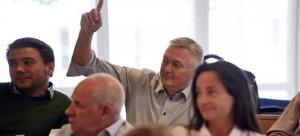 CBS Sommerskole 2015 - Succesfuld strategiimplementering - Positiv Psykologi -  CBS Executive - Claus Nygaard - Steffen Löfvall - Lars Ginnerup - CBS - Dalgas Have