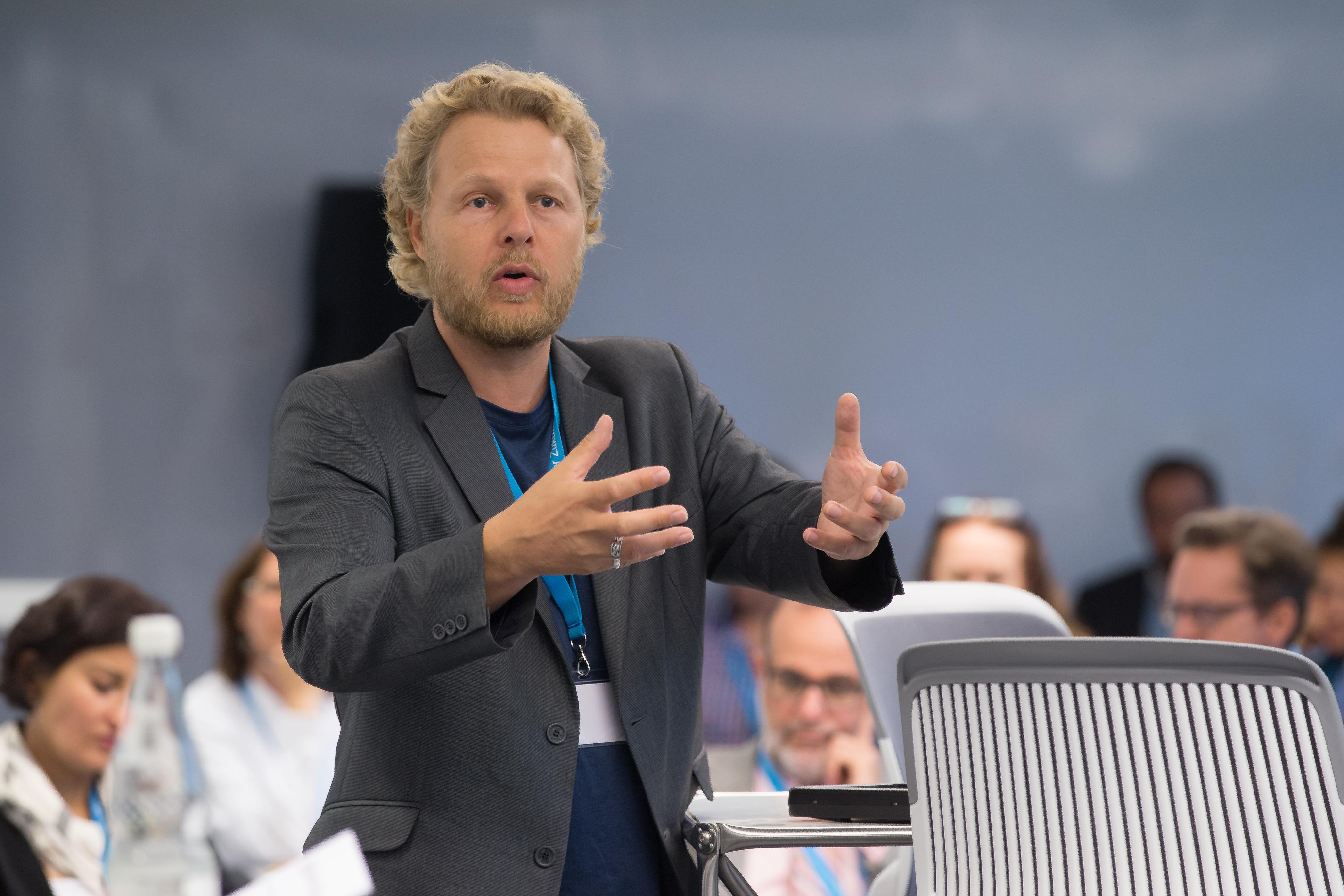 Claus Nygaard - Kreditdagen 2019 - Kreditkonferencen 2019 - Dansk Kredit Råd - Ernst & Young