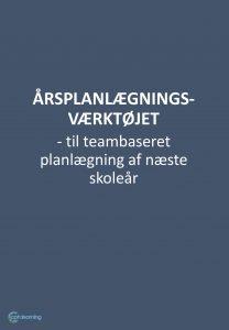 cphlearning - Årsplanlægningsværktøj til Folkeskolen - januar 2018 - Claus Nygaard - Anne Hørsted